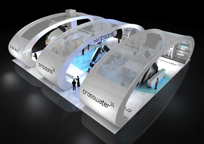 Genesis D Exhibition Design : Apple interior exhibition design ltd