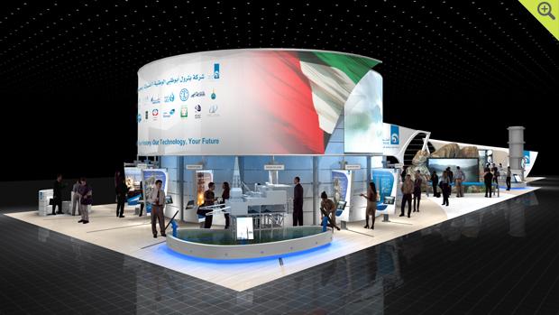 Apple Interior Exhibition Design Ltd